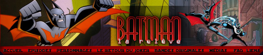 Batman la Rel�ve
